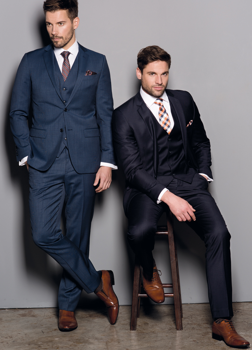 Men\'s Style - Nailing Your Wedding Day Outfit