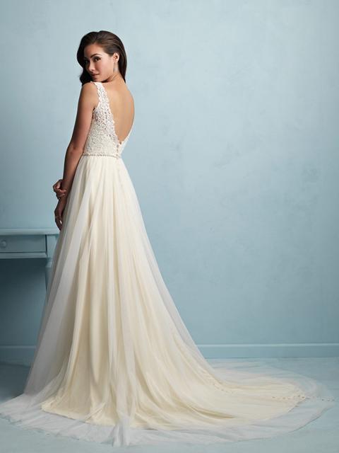 Allure Bridals Wedding Dress 9205