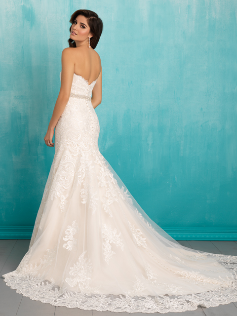 Allure Bridals Wedding Dress 9302