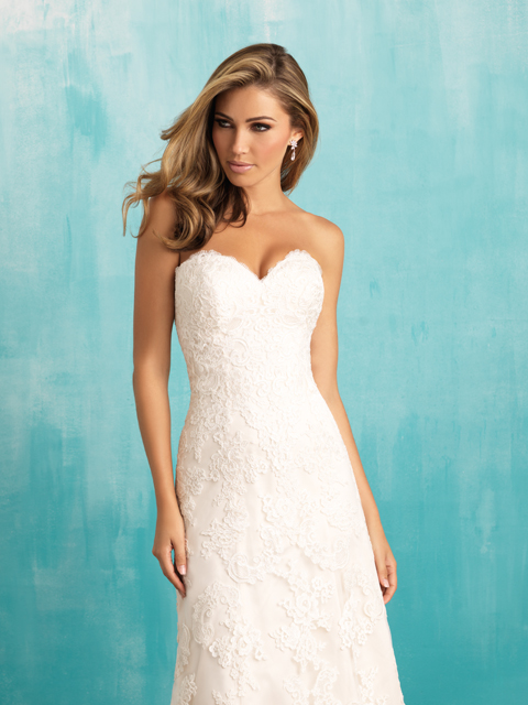 Allure Bridals Wedding Dress 9309
