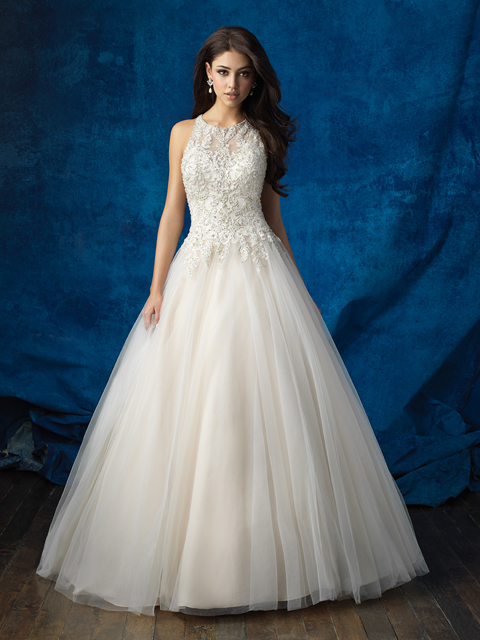 Allure Bridals Wedding Dress 9359