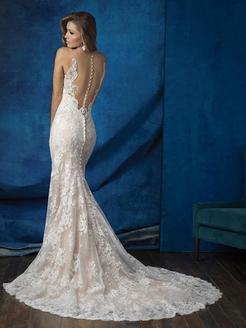 Allure Bridals Wedding Dress 9363