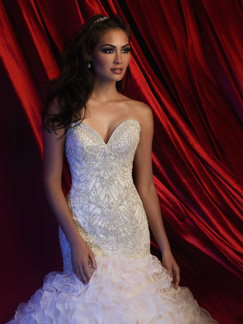 Allure Couture Bridal Gown C364