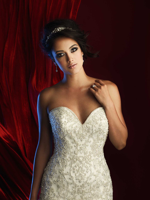 Allure Couture Bridal Gown C365