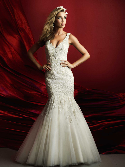 Allure Couture Bridal Gown C369