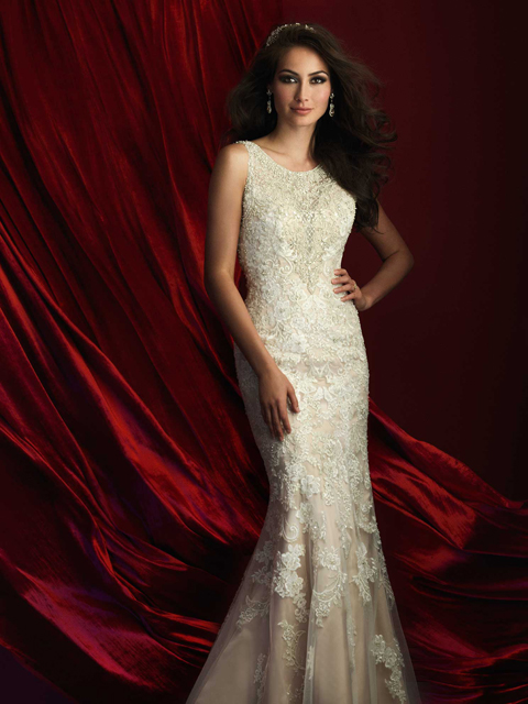 Allure Couture Bridal Gown C371