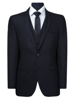 Two button single breasted Suit Jacket