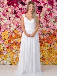 Allure Debutante Gown 1463