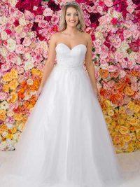 Allure Debutante Gown G203