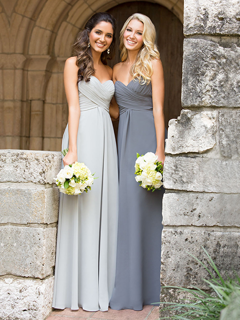 1221 Allure Bridesmaids Dress