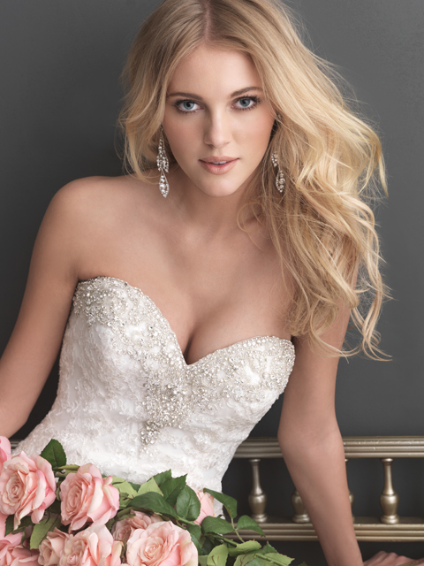 Allure Romance Bridal Gown 2667