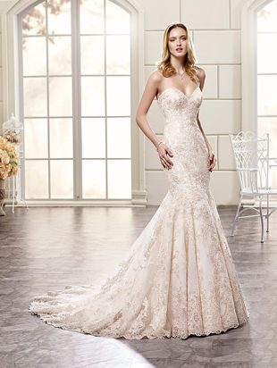 Eddy K Wedding Dress 78004