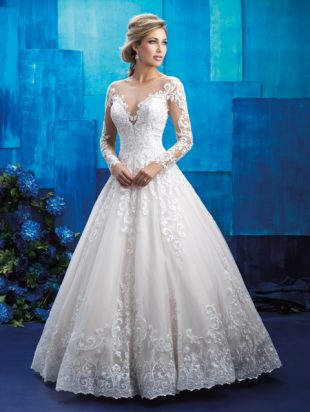 Allure Bridals Bridal Gown 9411