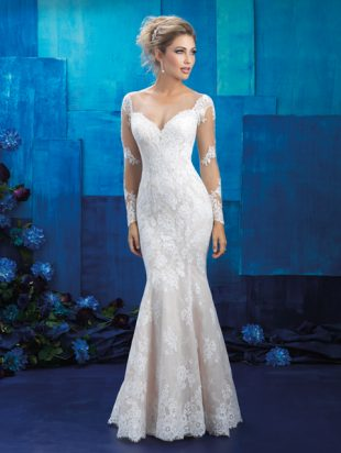 Allure Bridals Bridal Gown 9424