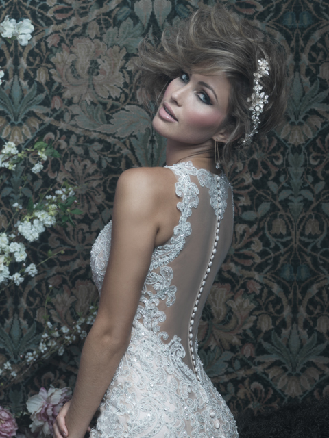 Allure Couture Bridal Gown C401