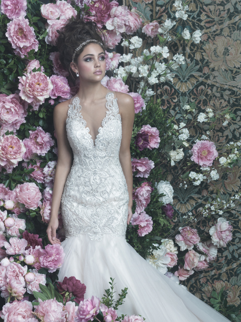 Allure Couture Bridal Gown C402