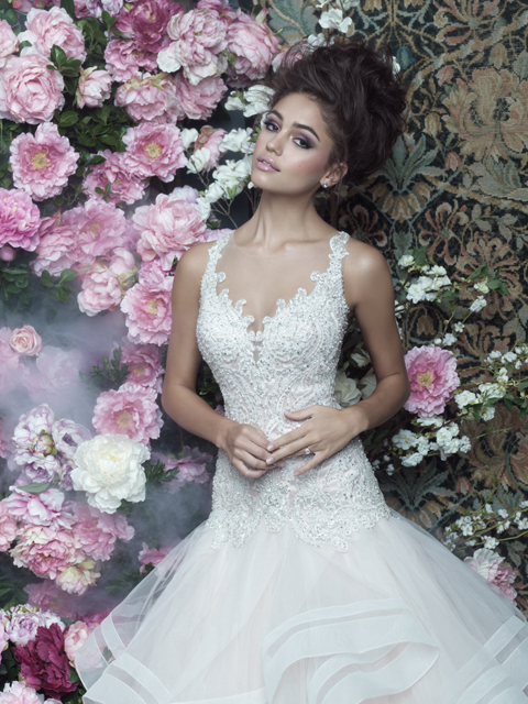 Allure Couture Bridal Gown C405