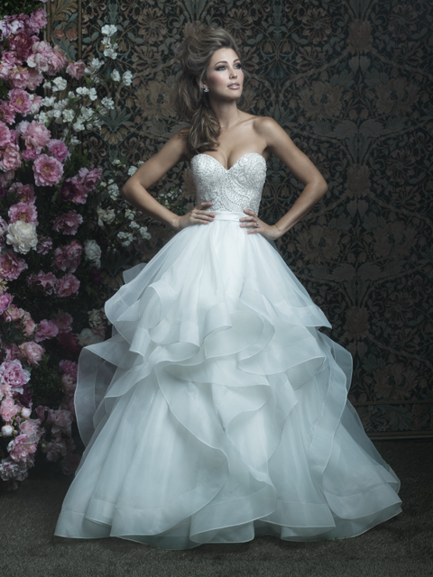 Allure Couture Bridal Gown C417