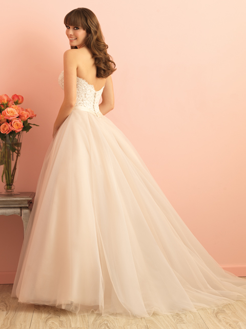 Allure Romance Bridal Gown 2853