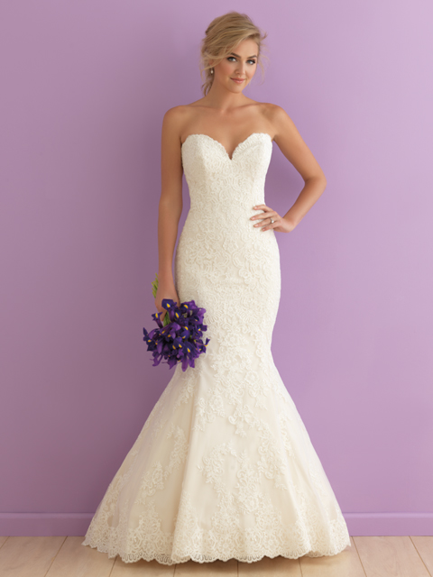 Allure Romance Bridal Gown 2906