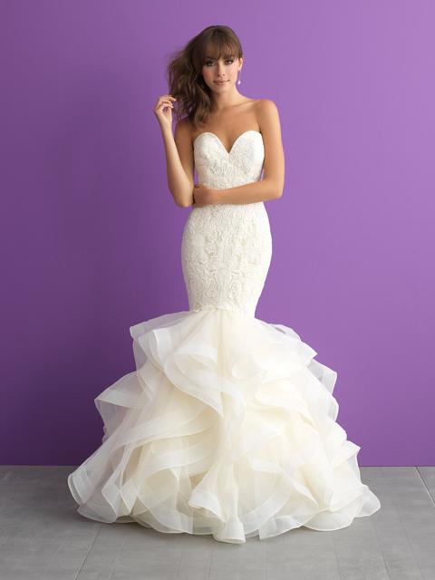Allure Romance Bridal Gown 3008