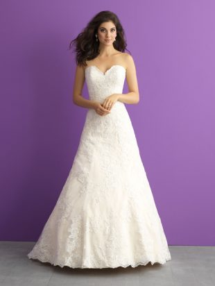 Allure Romance Bridal Gown 3012