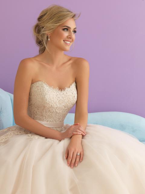 Allure Romance Bridal Gown 2908