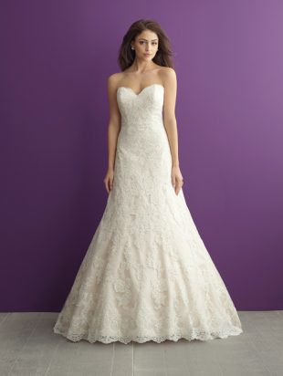 Allure Romance Bridal Gown 2952