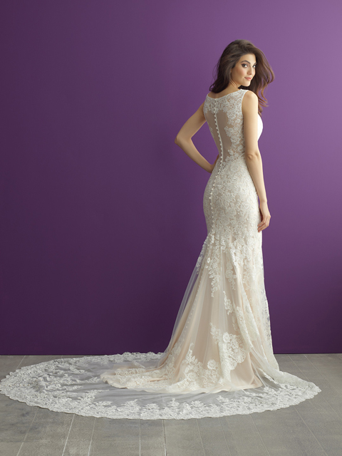 Allure Romance Bridal Gown 2956