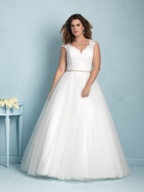 Allure Women Bridal Gown W350