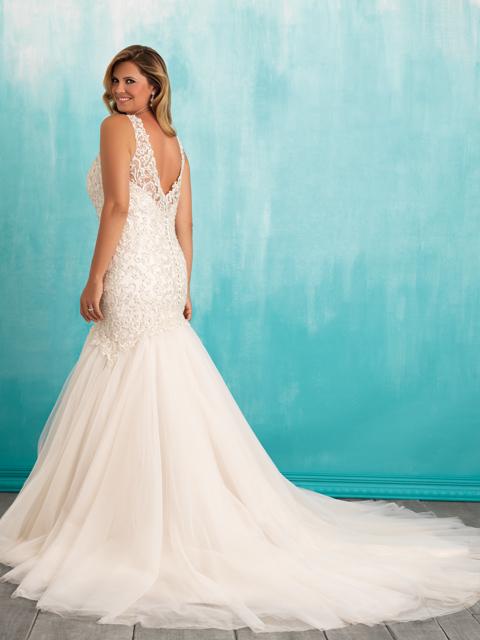 Allure Women Bridal Gown W377