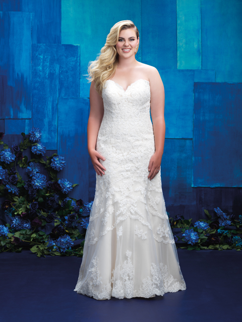 Allure Women Bridal Gown W391