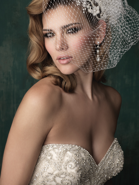 Allure Couture Bridal Gown C348
