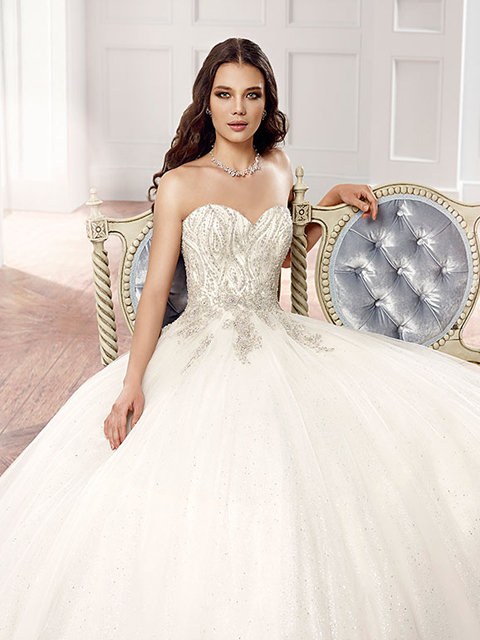 Eddy K Wedding Dress CT126