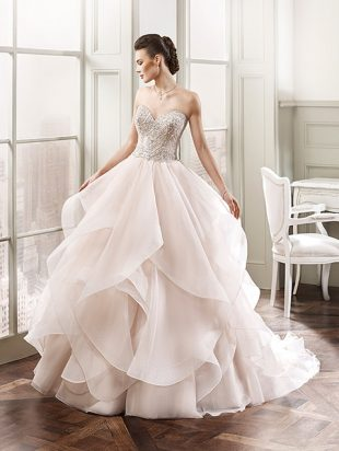 Eddy K Wedding Dress CT154