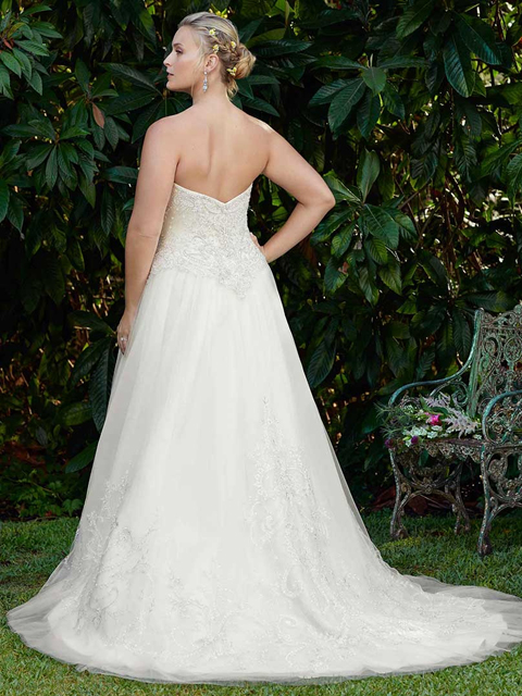 Casablanca Bridals Wedding Dress 2276 Ambrosia
