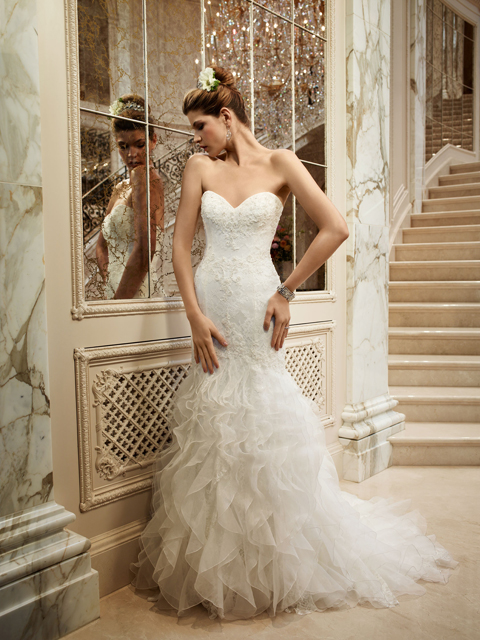 Casablanca Bridals Wedding Dress 2096