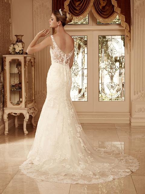 Casablanca Bridals Wedding Dress 2099