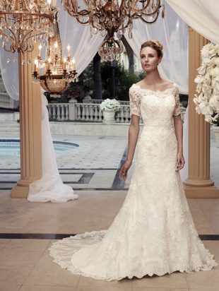 Casablanca Bridals Wedding Dress 2119