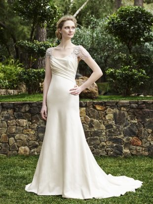 Casablanca Bridals Wedding Dress 2253 Olive
