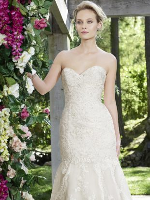 Casablanca Wedding Dress 225