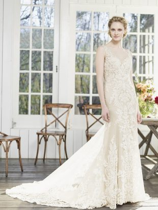 Casablanca Bridals Wedding Dress 2261 Poinsettia