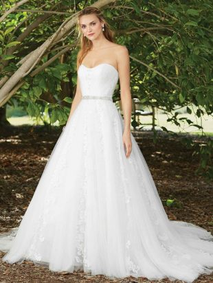 Casablanca Bridals Wedding Dress 2271 Mayflower