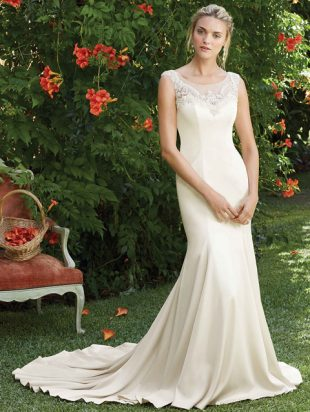 Casablanca Bridals Wedding Dress 2284 Petunia