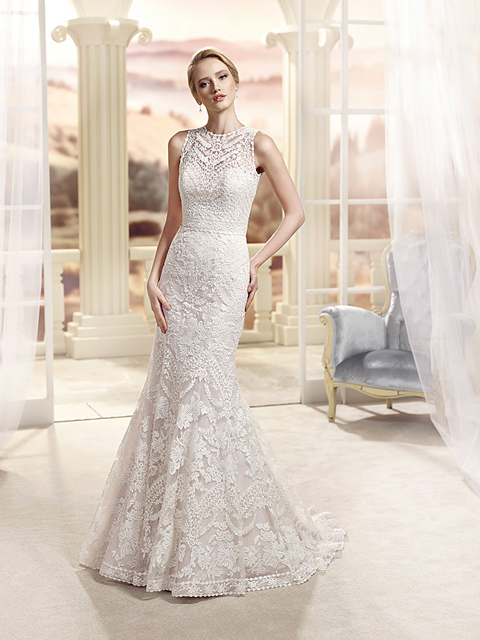 Eddy K Wedding Dress EK1021