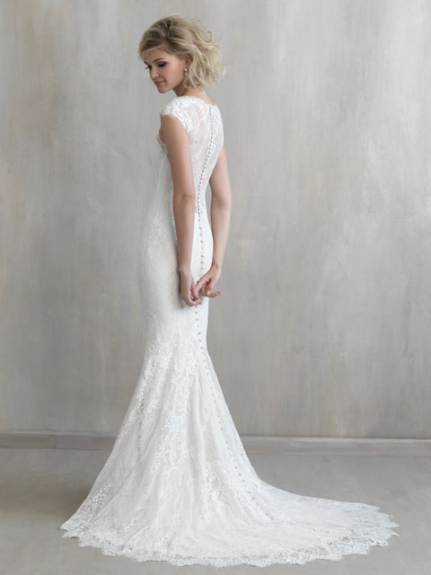 Madison James Wedding Dress MJ211