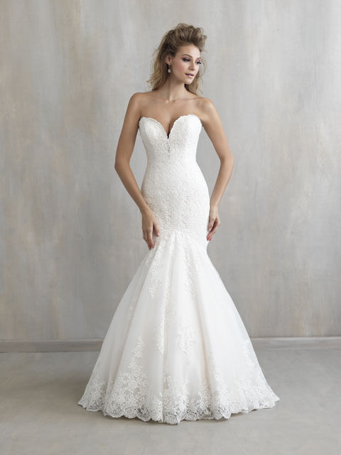 Madison James Wedding Dress MJ215