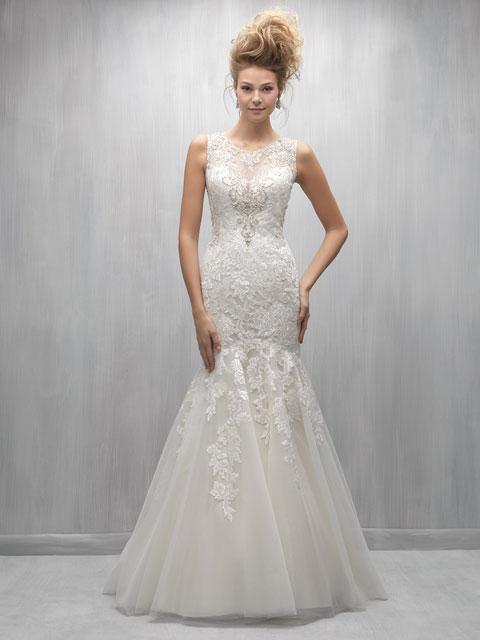 Madison James Wedding Dress MJ251