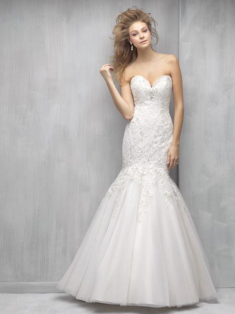Madison James Wedding Dress MJ255