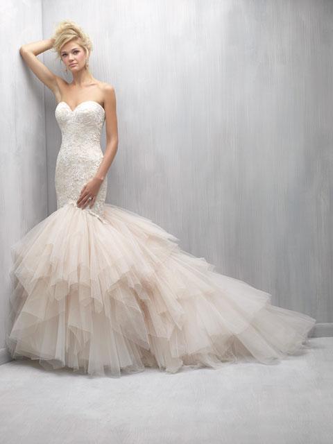 Madison James Wedding Dress MJ257